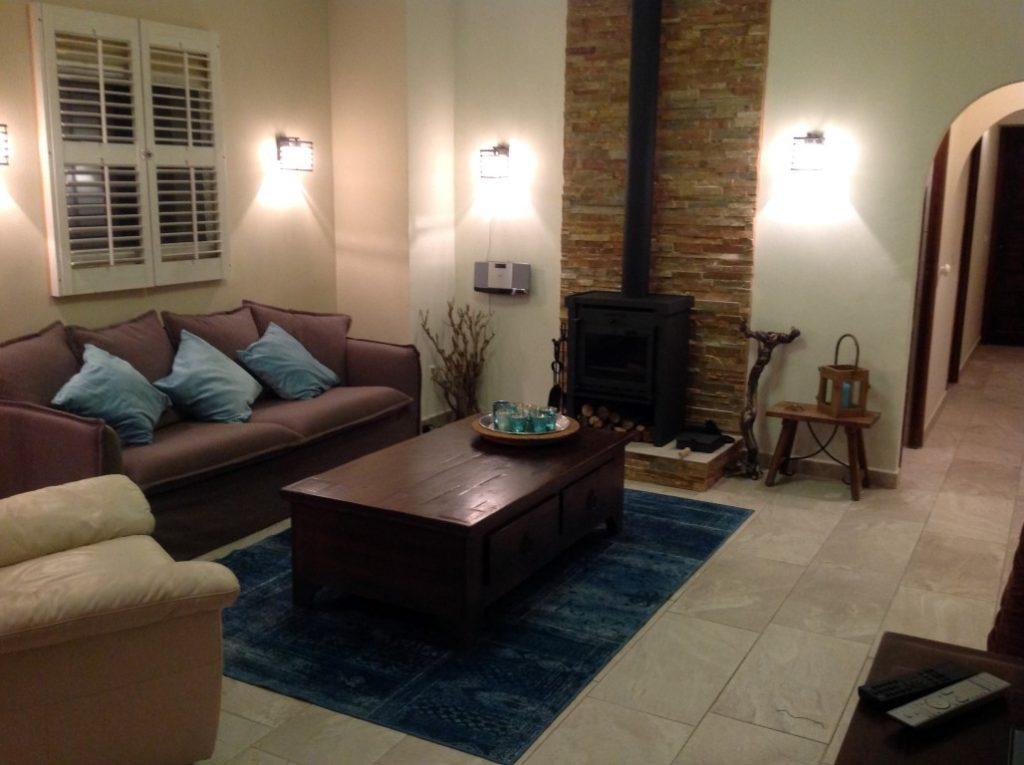 De-gezellige-woonkamer - Villa los Leones
