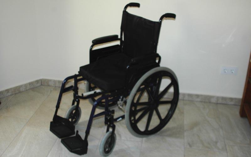Handbewogen rolstoel